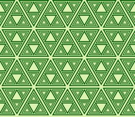 pattern of triangles. vector illustration.