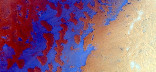 tribute to Matisse,abstract landscapes of deserts of Africa ,Abstract Naturalism,abstract photography deserts of Africa from the air,abstract surrealism,mirage in Sahara desert,fantasy forms