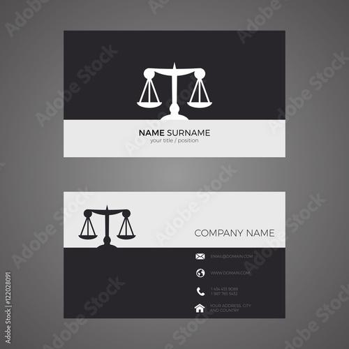 Vector abstract balance and libra lawyer business card stock image vector abstract balance and libra lawyer business card reheart Gallery