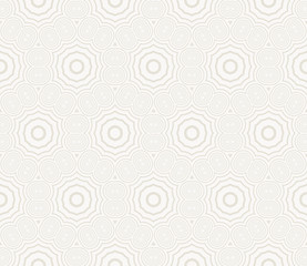 Seamless pattern with concentric circles.