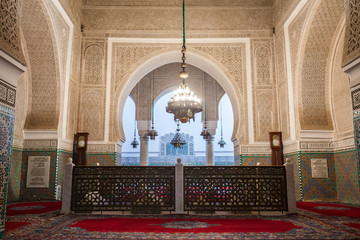 Mausoleum Moulay Ismail