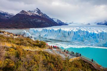 The Perito Moreno Glacier Wall mural
