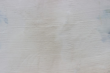 Texture of white cement wall