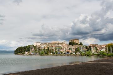 Bolsena lake - View from Capodimonte