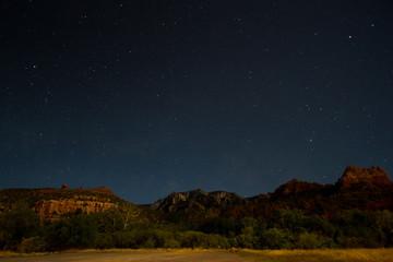 Starry Arizona Night