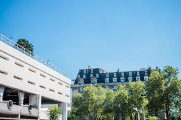 La gare de Lyon Perrache