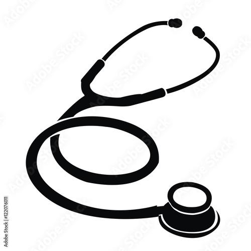 Stethoscope Silhouette