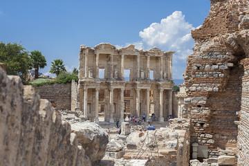 Efes kütüphane