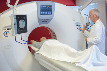 setting the MRI program
