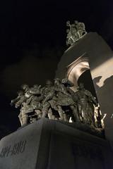National War Memorial, Parliament Hill, Ottawa, Ontario, Canada