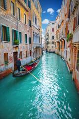 Papiers peints Gondoles Venice