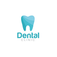 Dental Clinic Logo Creative Design Vector