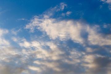 beautiful clouds dawn sun