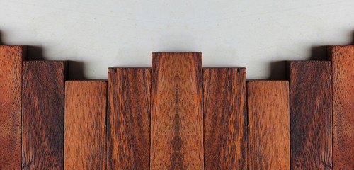 wood ground on background and texture