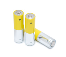 Isolated batteries