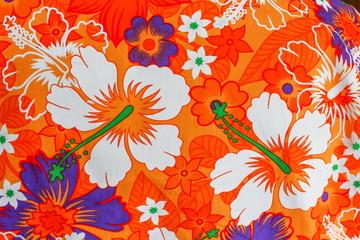 detailed patterns of batik cloth the natural way