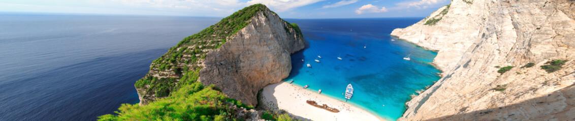 Grecia Zakynthos Baia Shipwreck