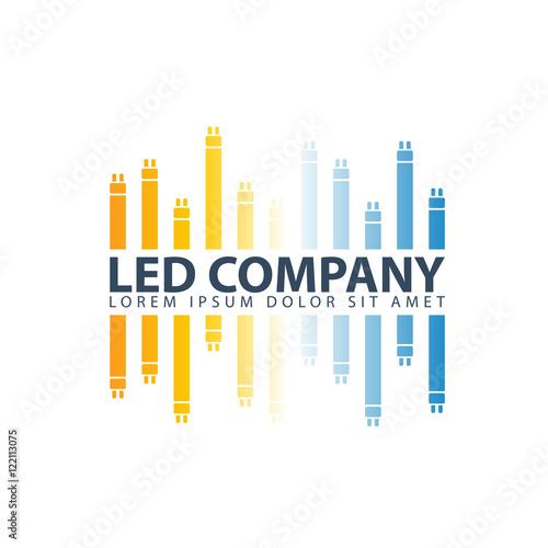 quotled bulb logo led company logo led illumination