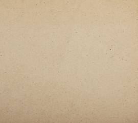 Old vintage brown cardboard paper texture for background.