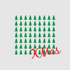 Weihnachtsbäume - XMas