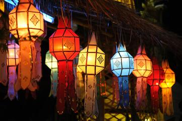 Lantern Thailand style.