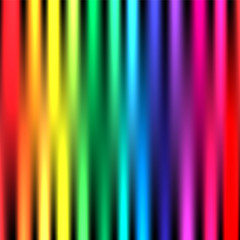 Colorful Blurred Pattern. Abstract  Vertical Striped Background. Vector Illustration