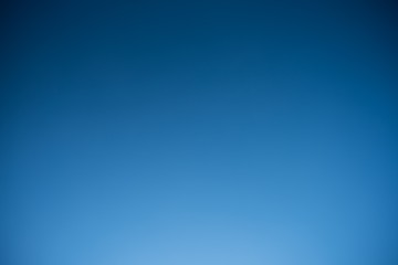 Blue and clear sky, Blue sky abstract for background