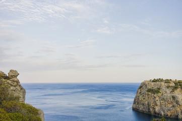 Bay in Faliraki Rhodes