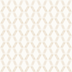 seamless vector pattern of striped rhombuses.