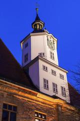 Rathaus Jena on Marktplatz