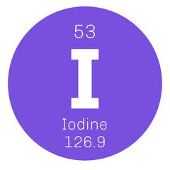 Iodine chemical element