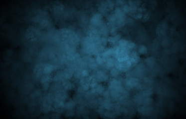 Abstract smoke hallaween horror for texture and background.
