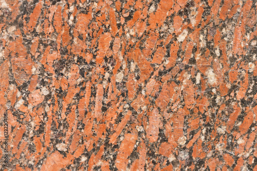 Red And Black Granite : Quot stone granite with black white and red spots texture