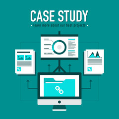 Case study with the best company projects