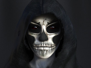 3D rendering of the reaper.