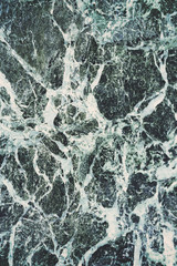 Black and white marble surface, background, texture. Toned