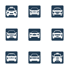 Set car icon