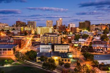 Portland, Maine Cityscape