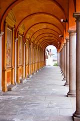 Italien Baveno - Wandelgang