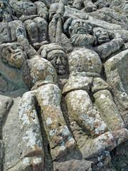 Rochers sculptés de Rothéneuf
