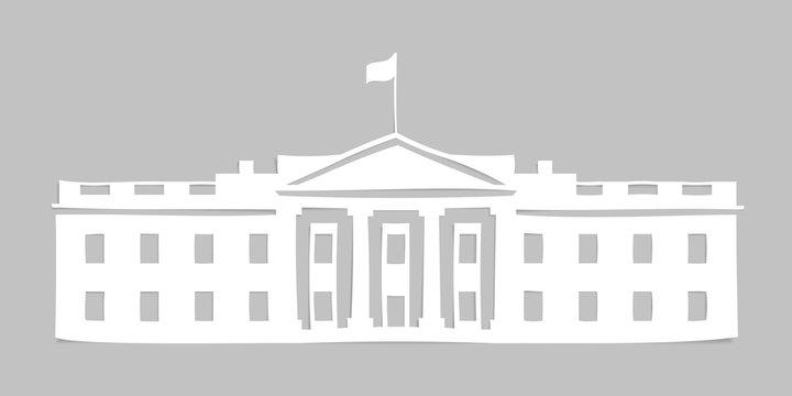 Paper white house