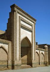 Madrasah in the Old Town in Khiva