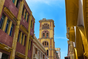 Fotomurales - Cartagena Architecture View