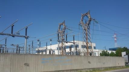 Stazione di trasformazione elettrica