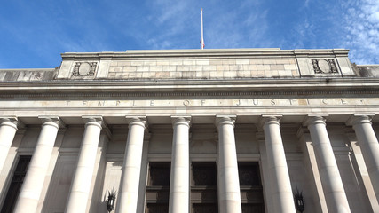 Temple of Justice Building on the Capitol Campus - Home of the Washington State Supreme Court