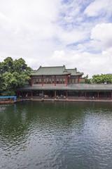 Chinese garden Architecture
