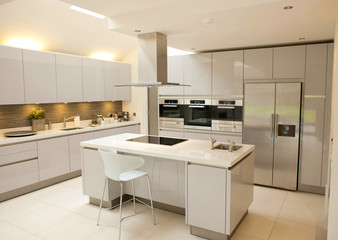 Kitchen Interior Home Architecture