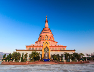 Wat Thaton in Chiangmai province of Thailand