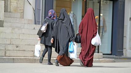 Femmes musulmanes