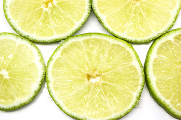 lemon slice background texture